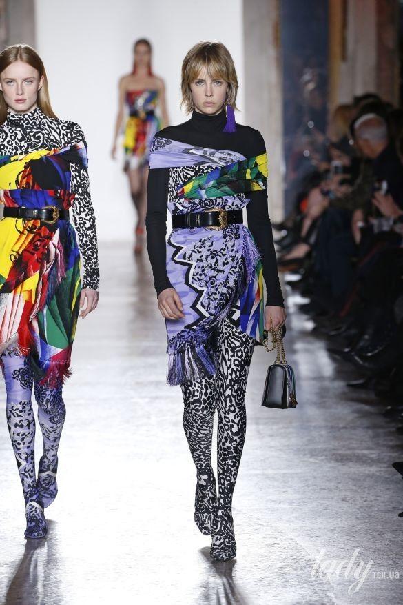 Коллекция Versace прет-а-порте сезона осень-зима 2018-2019_53