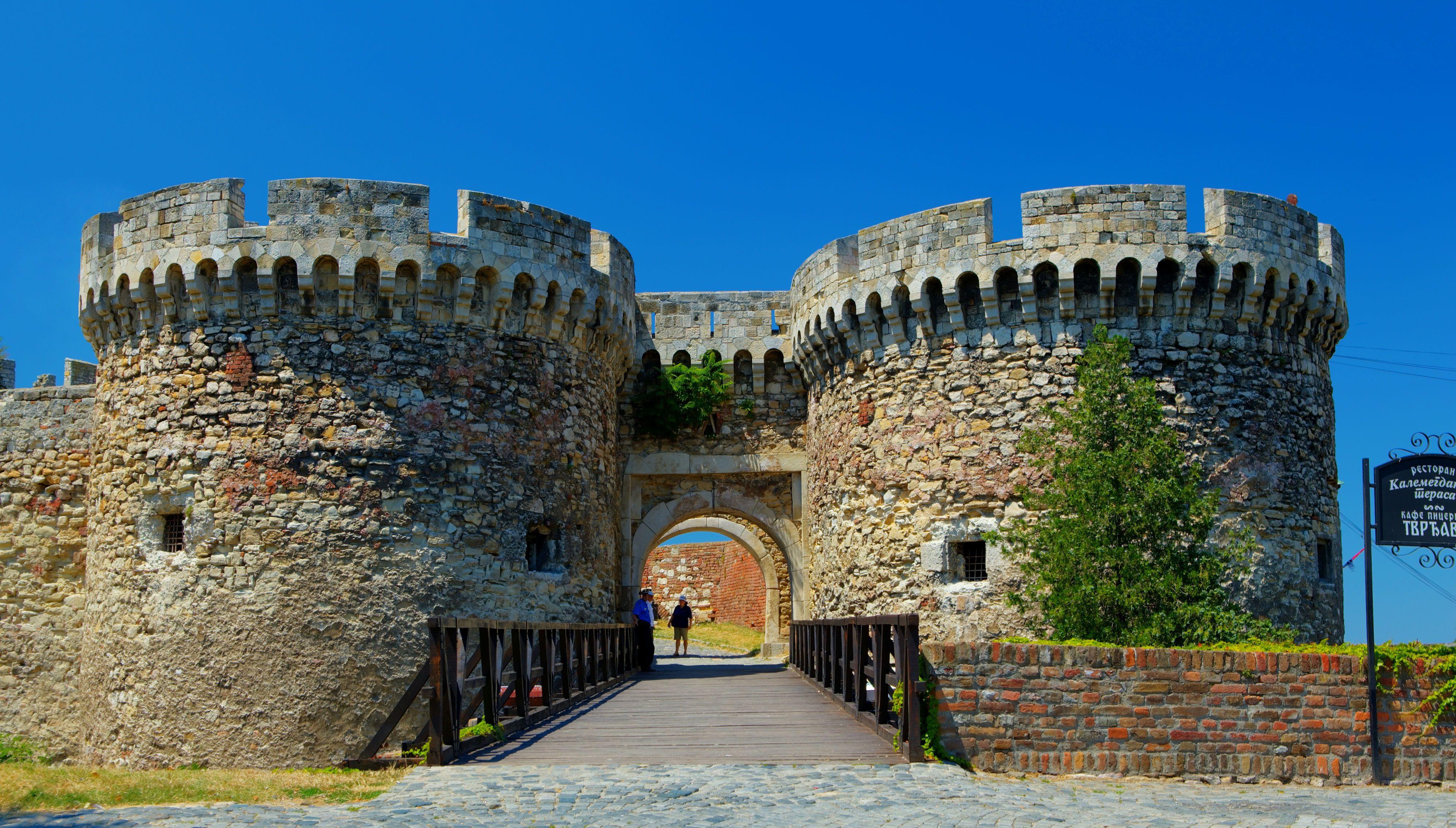 Сербія, Белград, Белградська фортеця
