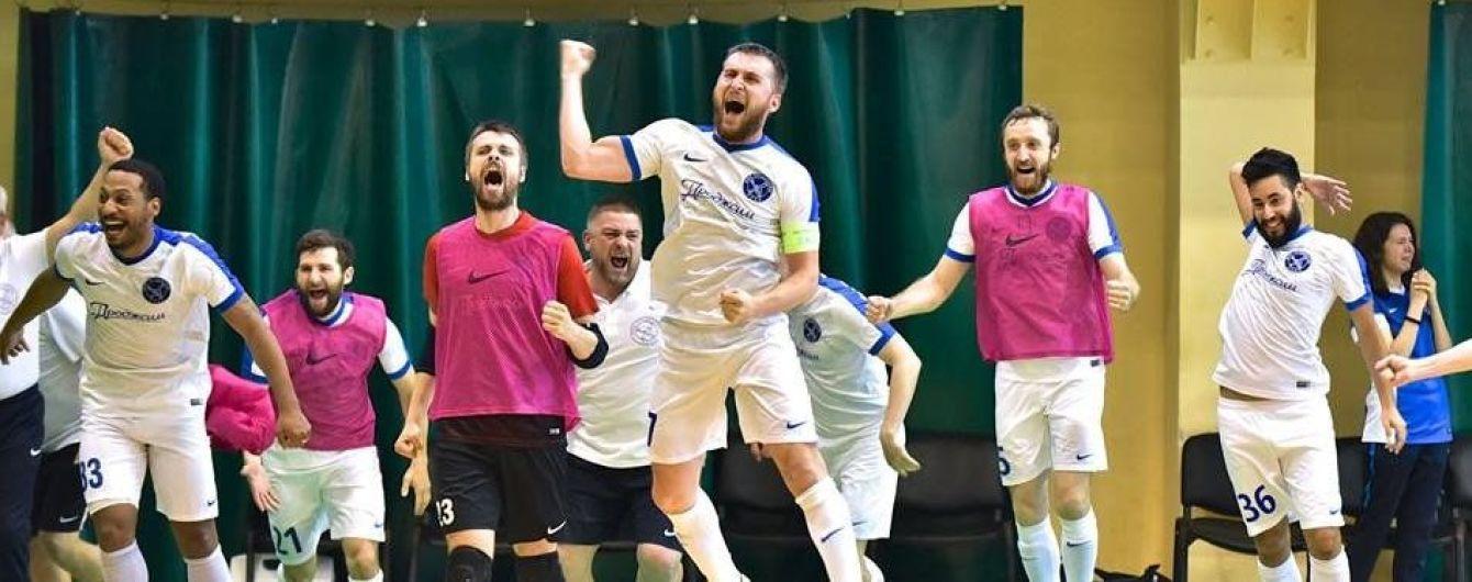 Украинский клуб узнал соперника в первой в истории Лиге чемпионов