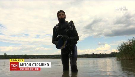Подводный эксперимент. ТСН проверила, смогут ли неопытные подростки проплыть под водой более двух километров