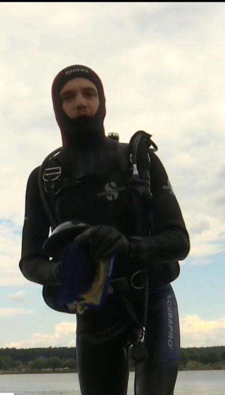 Підводний експеримент. ТСН перевірила, чи можуть недосвідчені підлітки пропливти під водою понад два кілометри