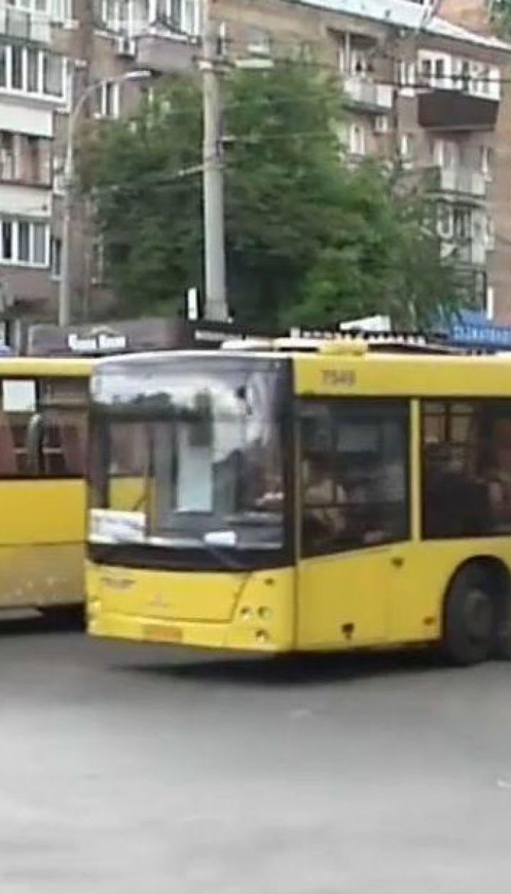 С 14 июля проезд в общественном транспорте Киева подорожает до 8 гривен