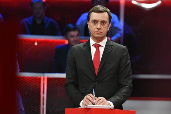 Омелян вважає реальною появу української Hyperloop між Балтикою і Чорним морем через 5 років