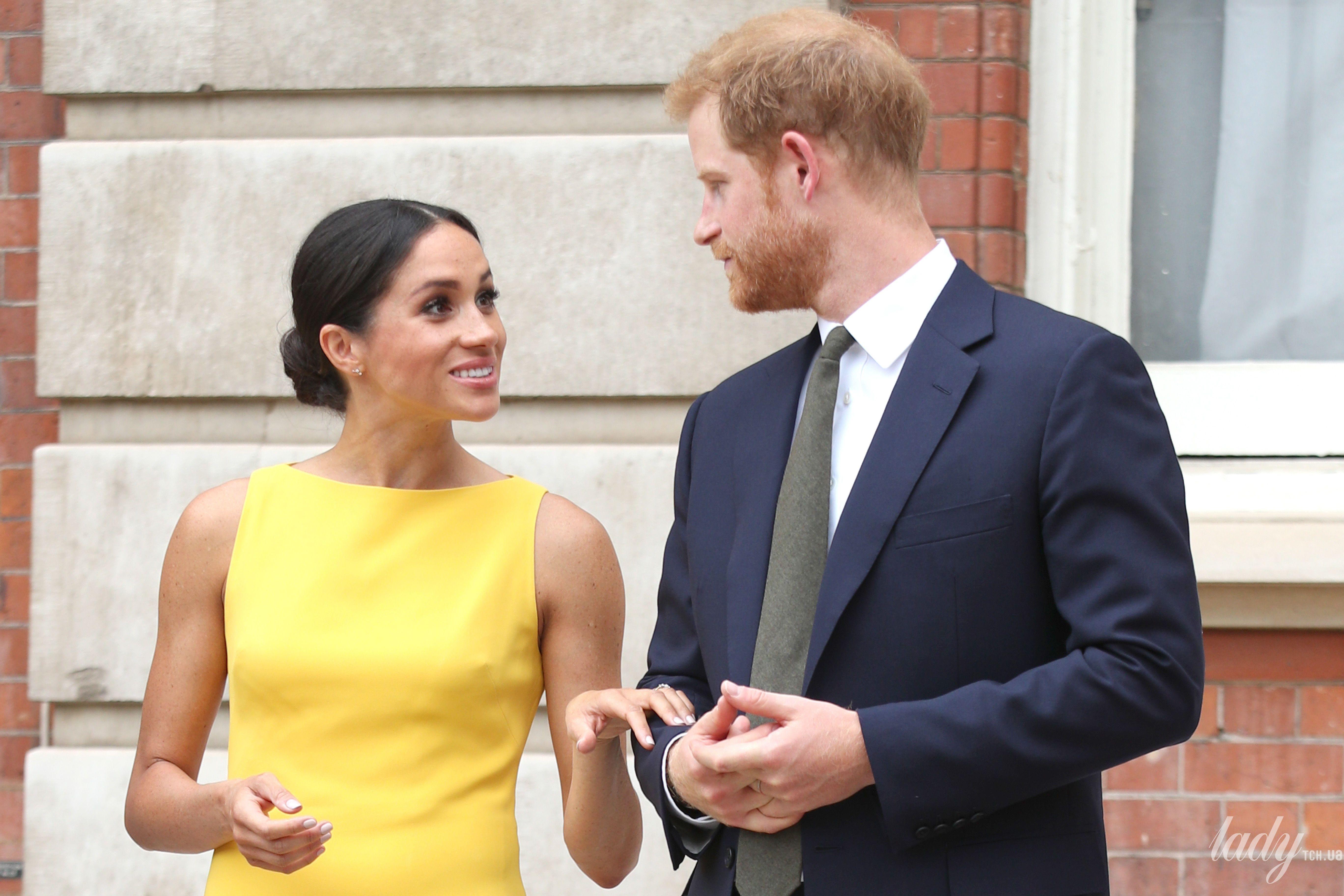 Герцог и герцогиня Сассекские_2