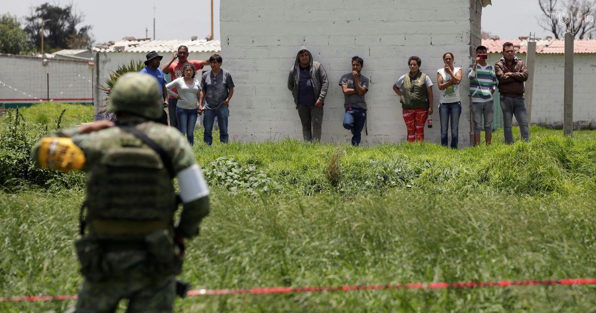 В Мексике 16 человек погибли в результате взрывов фейерверков