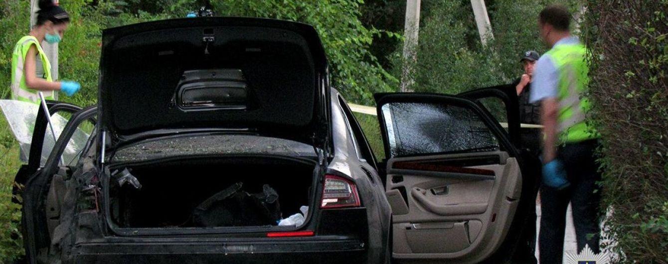 Полиция рассказала подробности взрыва в автомобиле в Харькове