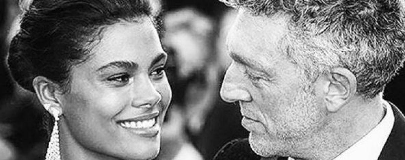 Экс-муж Моники Беллуччи Кассель публично признался в чувствах к 21-летней возлюбленной