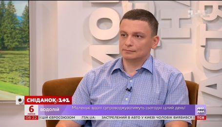 Ветеринар Дмитро Фурсов розповів про правильне харчування котів