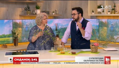 Наталья Подлесная рассказала все о суперягодах: облепихе и гуми