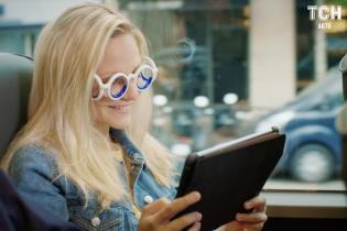 Французы разработали инновационные очки от укачивания в любом транспорте
