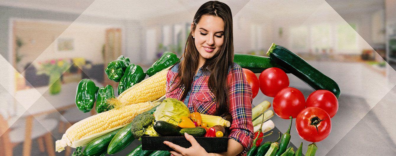 Як правильно готувати овочі