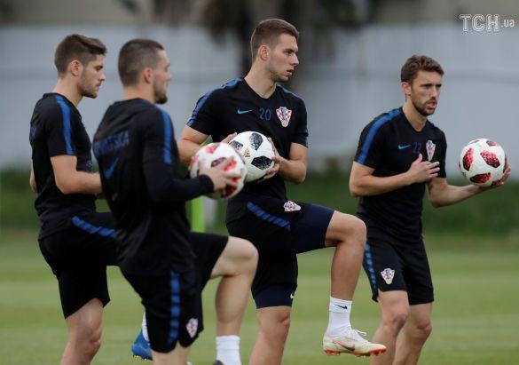 Футболісти збірної Хорватії