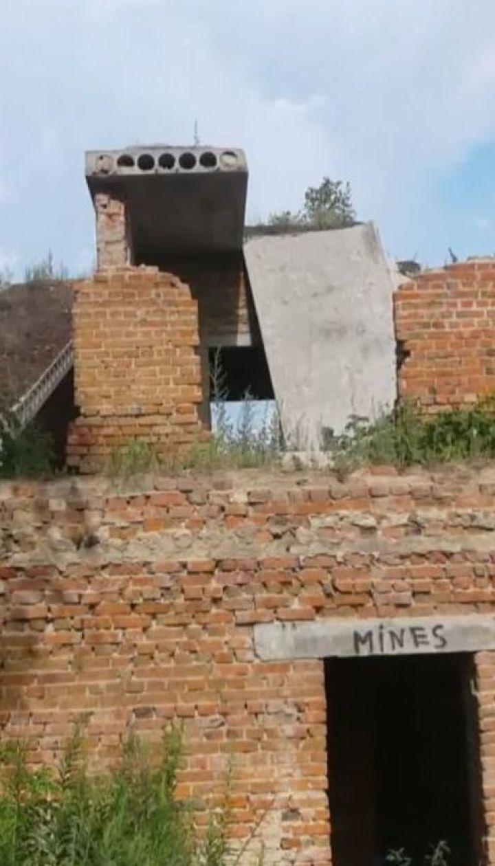 Трое детей погибли под бетонной плитой недостроя в Нежине