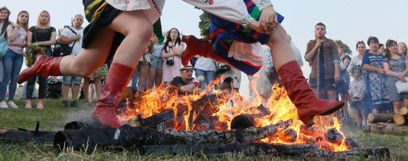 На Харьковщине празднование Ивана Купала привело к тяжелым ожогам у нескольких людей