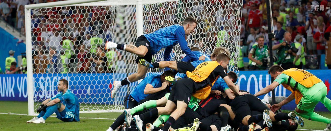 Визначилися півфіналісти Чемпіонату світу-2018