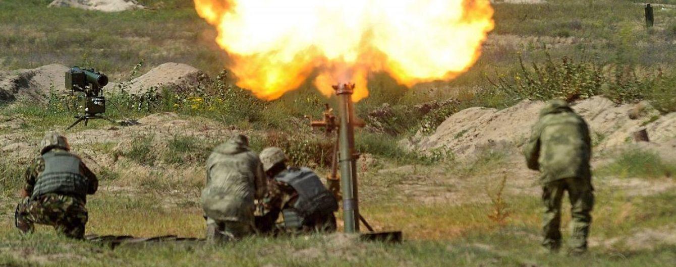"""В штабе ООС подтвердили взрыв миномета """"Молот"""" и рассказали о состоянии пострадавших"""