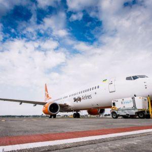 SkyUp відкрив рейси одразу до Іспанії, Словаччини, Болгарії та Грузії