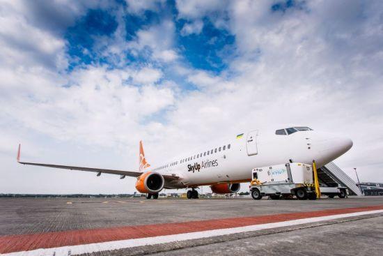Пасажири скаржаться на добові затримки рейсів з Києва до Єгипту. SkyUp пояснила їхню причину