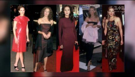 Лучшие образы первой красотки Голливуда Джулии Робертс - правила моды