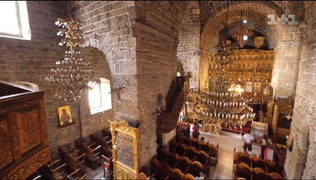 Мой путеводитель. Кипр - храм святого Лазаря и рай для котов