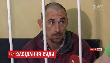 В Ровно выбирают меру пресечения мужчине, которого подозревают в избиении полуторамесячной дочери