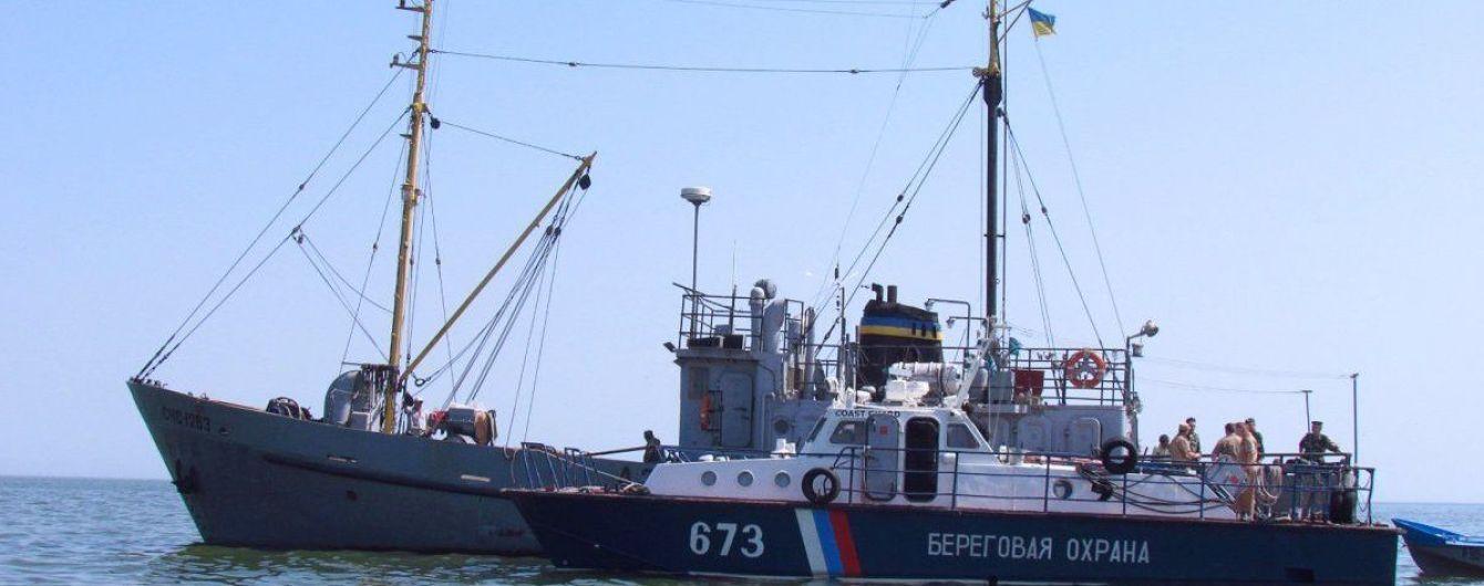 Россия задержала около полутора сотни судов, направлявшихся в Мариуполь и Бердянск