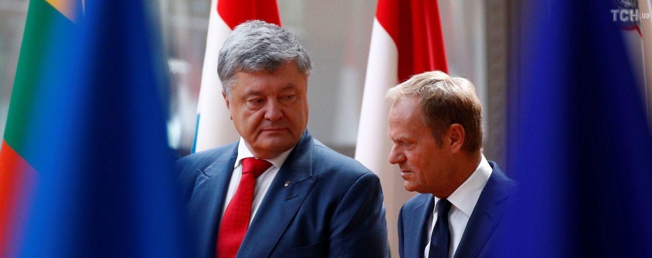 Туск вимагає від Росії повернути українських моряків та утриматися від провокацій