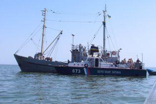Российская ФСБ за сутки задержала в Азовском море 7 торговых судов