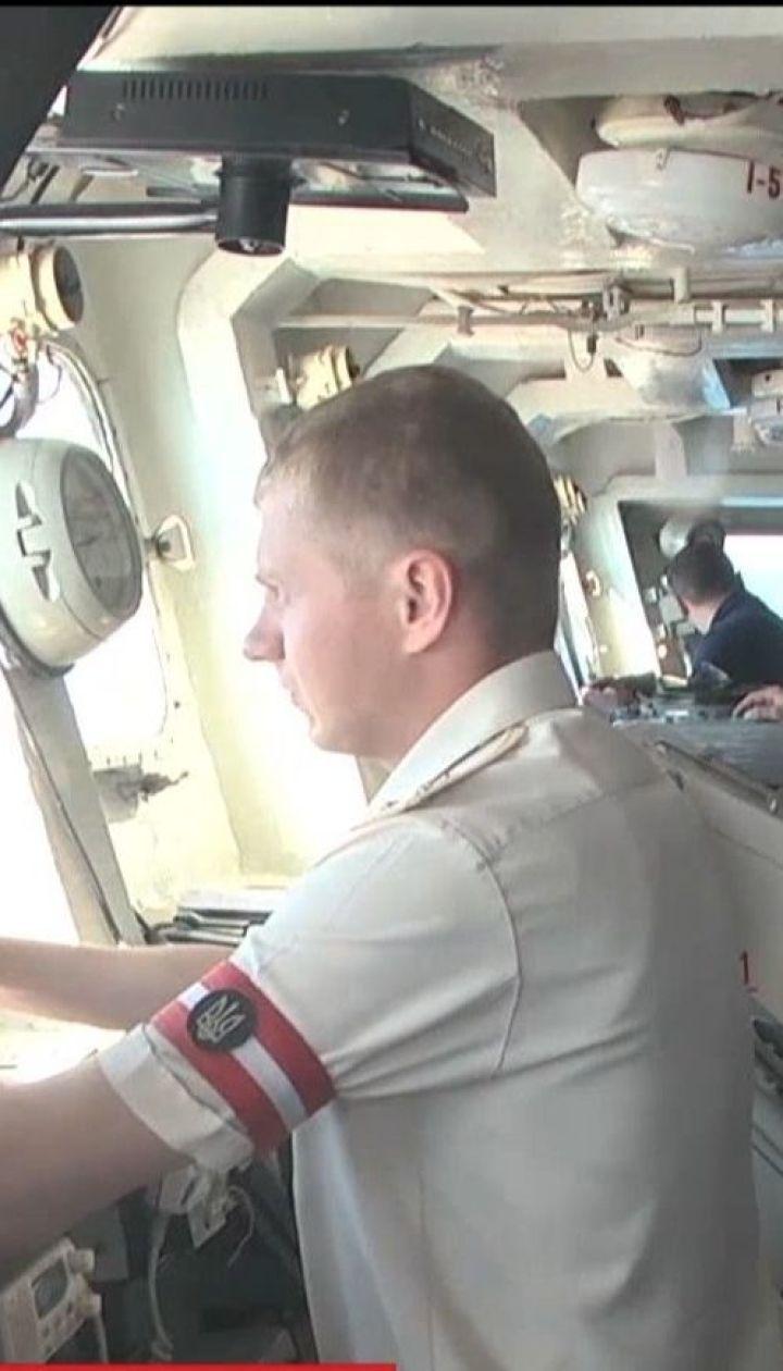 Під час військових навчань Sea Breeze штаб вперше керуватиме маневрами з моря