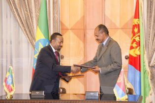 Ефіопія та Еритрея оголосили кінець війни
