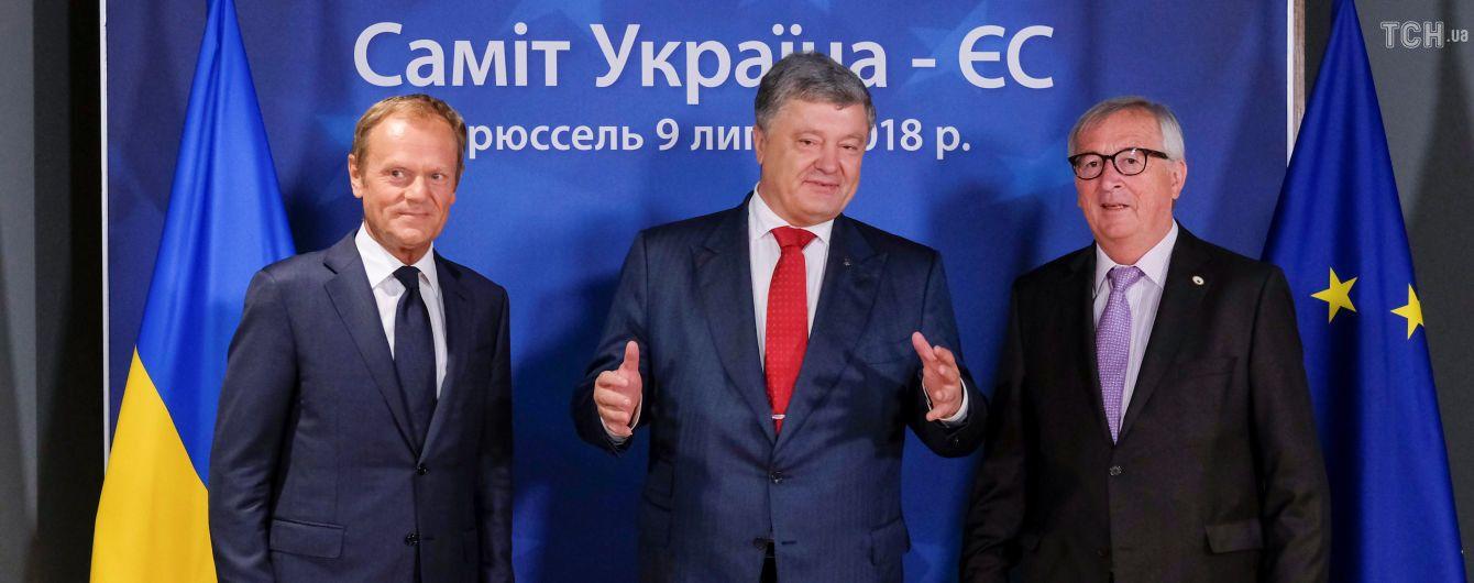 Осуд Росії, МН17 і звільнення політв'язнів: що не сподобається Кремлю в підсумковій заяві 20-го саміту ЄС-Україна