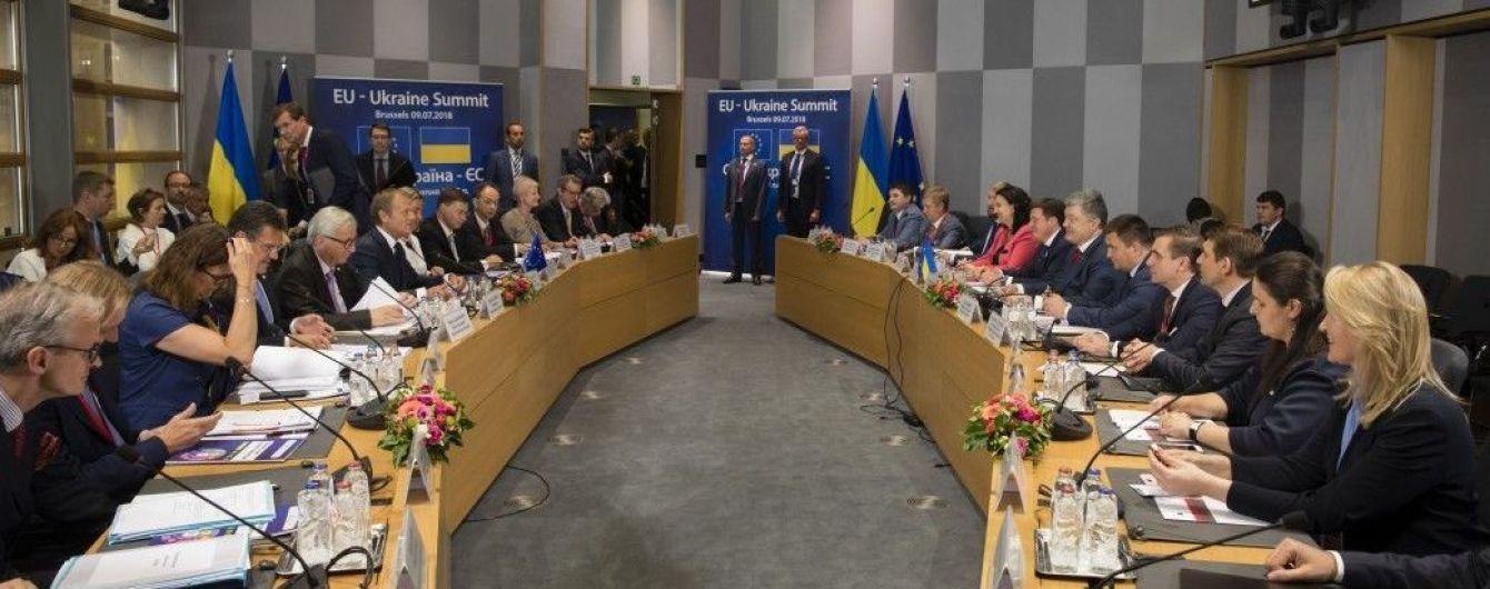 Україна та ЄС співпрацюватимуть для протидії загрозам втручання у вибори – Порошенко