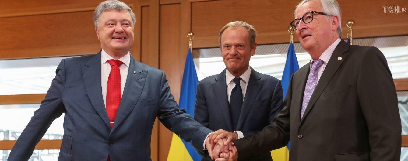 Транзит газу, закон про освіту та декларування: як вирішили складні питання на саміті Україна-ЄС