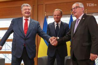 Транзит газа, закон об образовании и декларирование: как решили сложные вопросы на саммите Украина-ЕС
