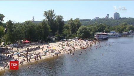 Смерть на воде. Восемь человек утонули на водоемах Украины за прошедшие сутки