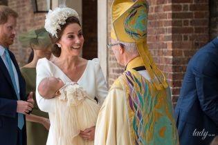 Троє дітей і три церемонії хрещення: битва образів герцогині Кембриджської
