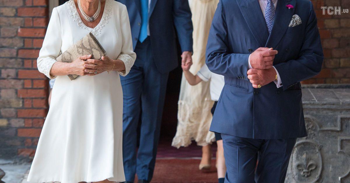 Принц Чарльз с супругой @ Reuters