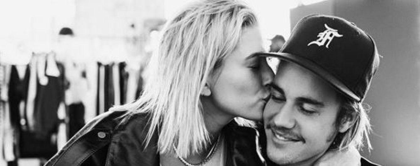 Офіційно: Джастін Бібер одружується з моделлю Хейлі Болдвін