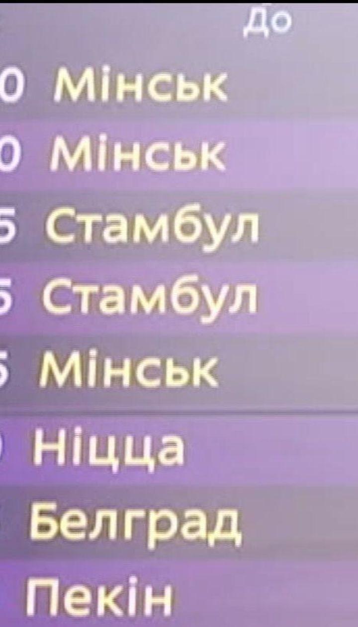 Український аеропорт очолив європейський рейтинг - економічні новини