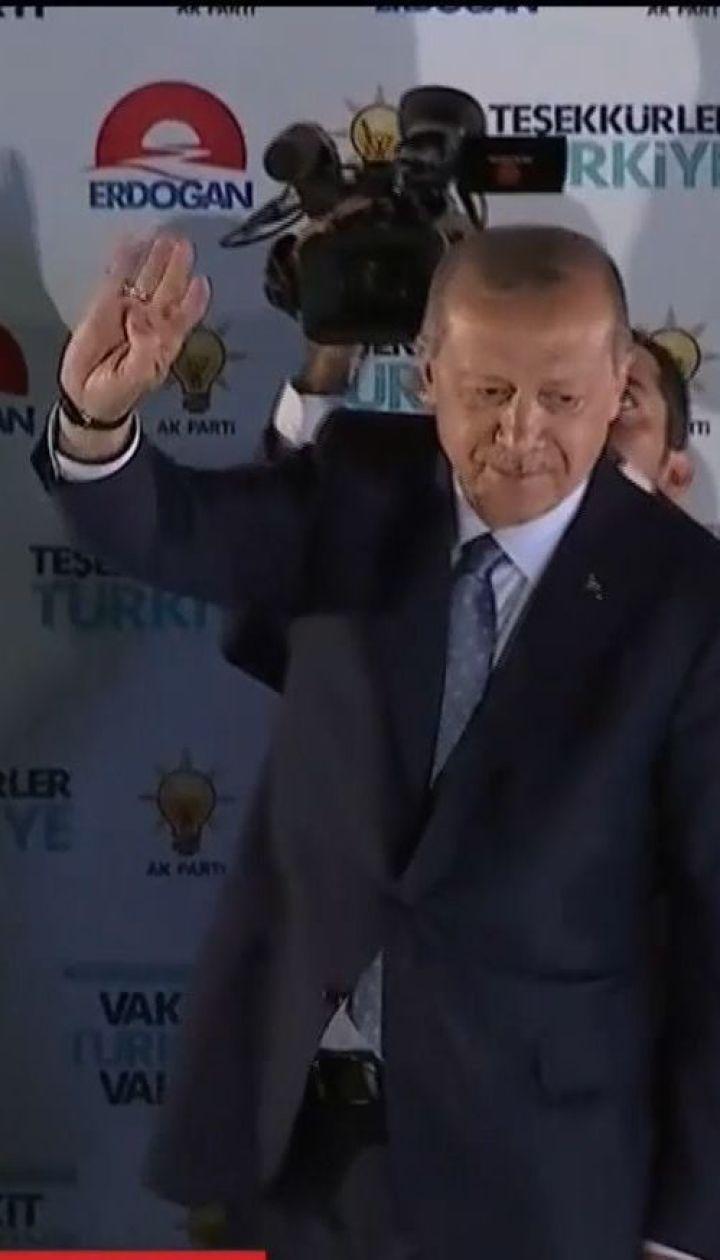 Эрдоган назначил своего зятя на должность министра финансов страны