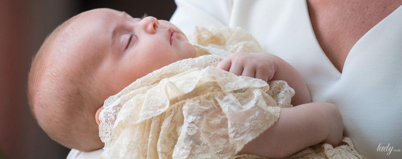 Кажуть, схожі: в Мережі порівнюють фотографії принца Луї і маленької герцогині Кембриджської