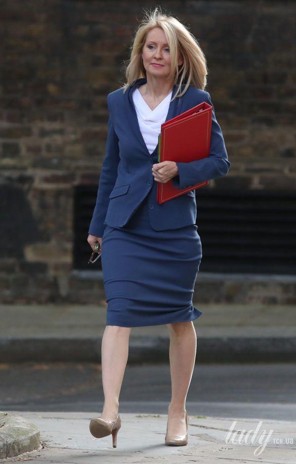 Министртруда и пенсионного обеспечения Великобритании Эстер Маквей_1
