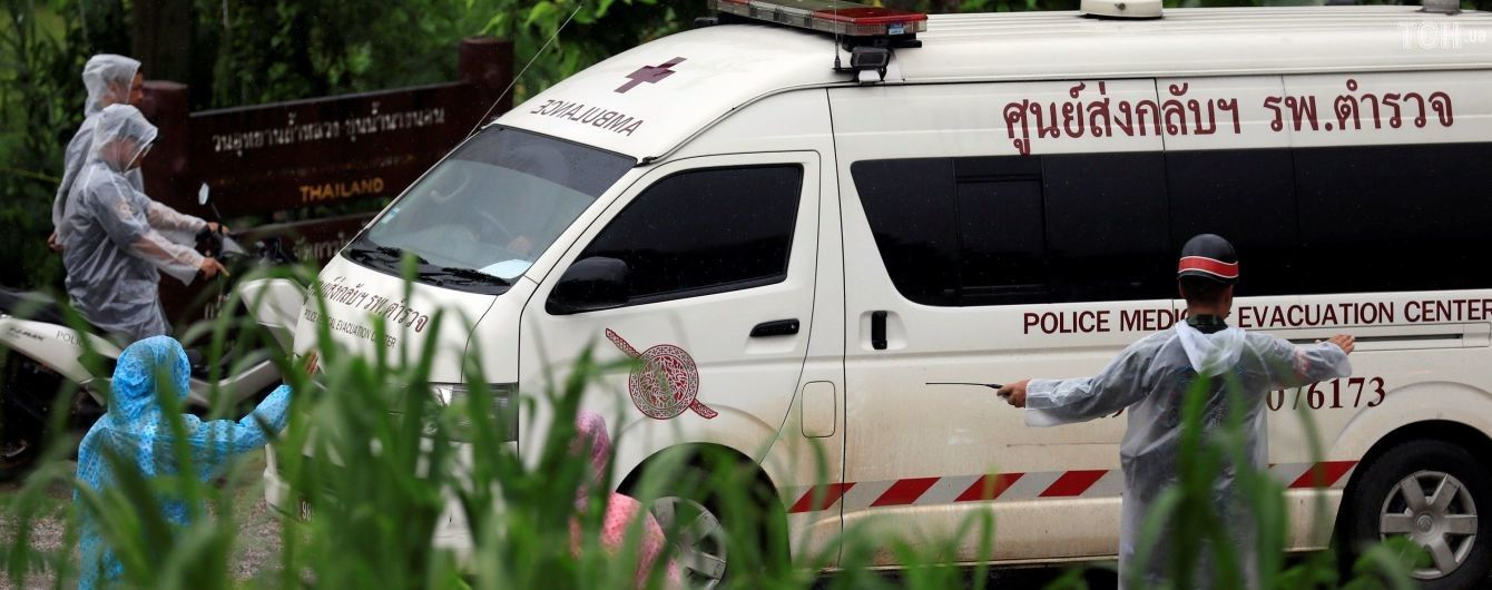 У Таїланді з печери витягли ще двох хлопчиків – ЗМІ