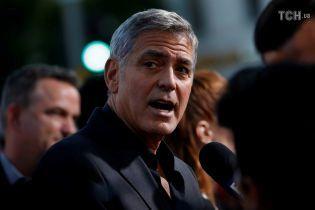 Джордж Клуни был госпитализирован после ДТП в Сардинии