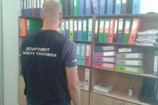 Прокуратура пришла в Черкасский горсовет с обысками из-за злоупотребления должностных лиц