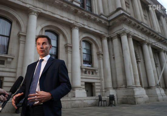 Очільник британського МЗС хоче, щоб Трамп посилив санкції проти Росії