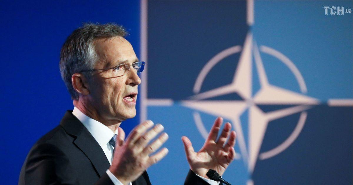 """""""Не тільки слова, а й справи"""": генсек НАТО розповів про допомогу Альянсу Україні від 2014 року"""
