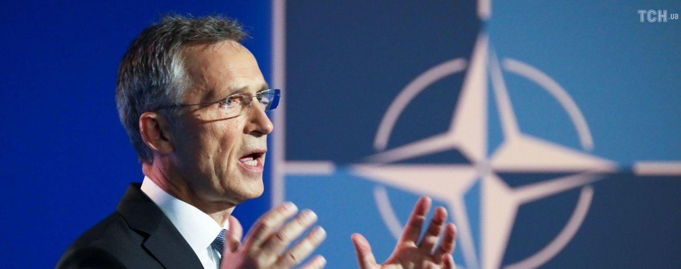 Україна та НАТО мають всі необхідні інструменти для євроатлантичної інтеграції - Столтенберг