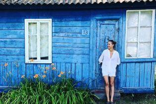 Удобные кровати с проваленной сеткой: Осадчая посетила место своего детства