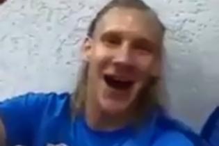 """ФИФА взялась за изучение второго видео Виды со словами """"Слава Украине! Белград горит"""""""